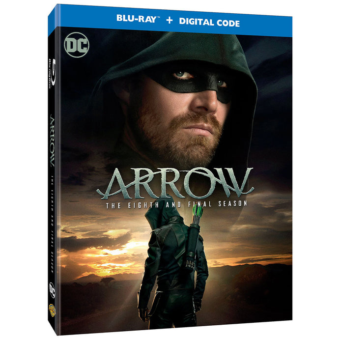 Arrow: The Eighth and Final Season (BD)