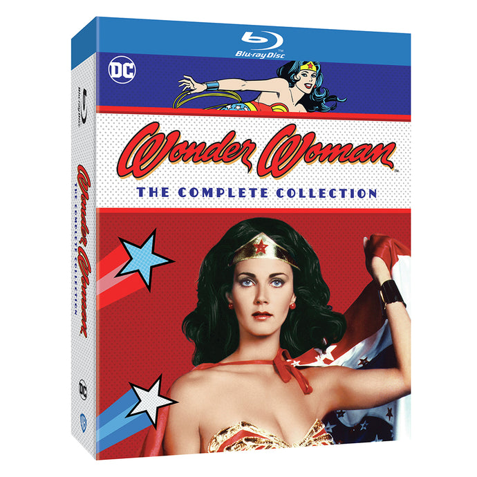 Wonder Woman: The Complete Series (BD)