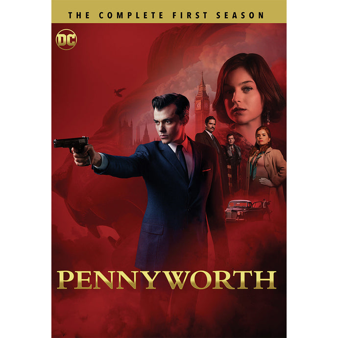Pennyworth: The Complete First Season (MOD)