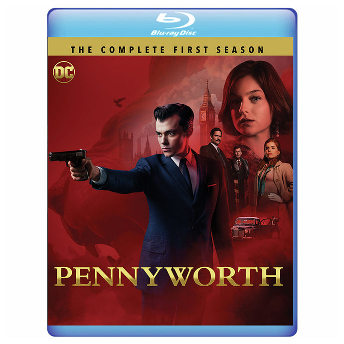 Pennyworth: The Complete First Season (BD)