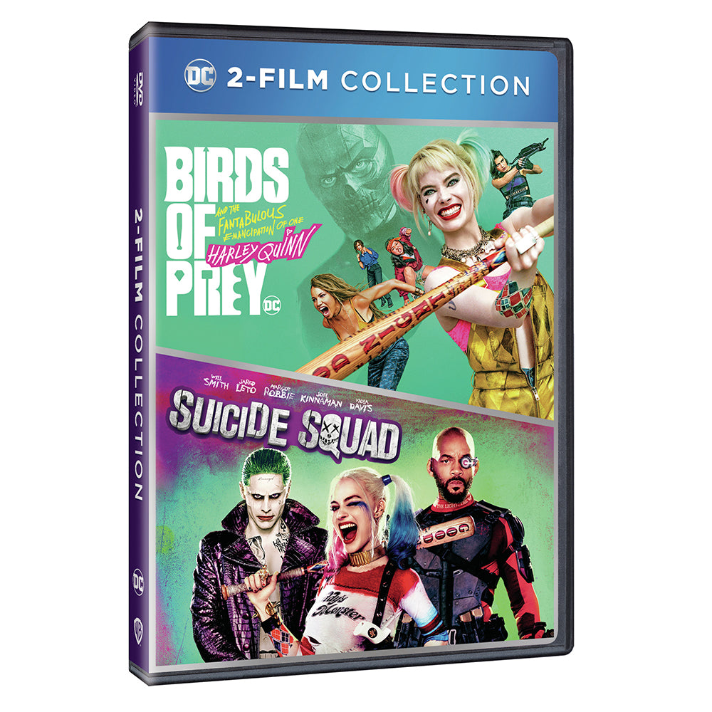 Birds of Prey/Suicide Squad (2-Film Collection) (DVD)