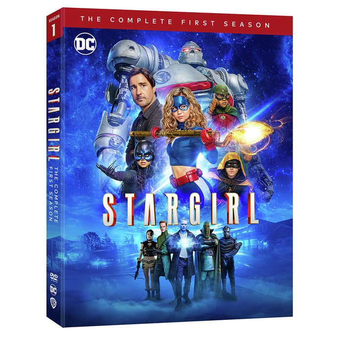 DC's Stargirl: The Complete First Season (DVD)