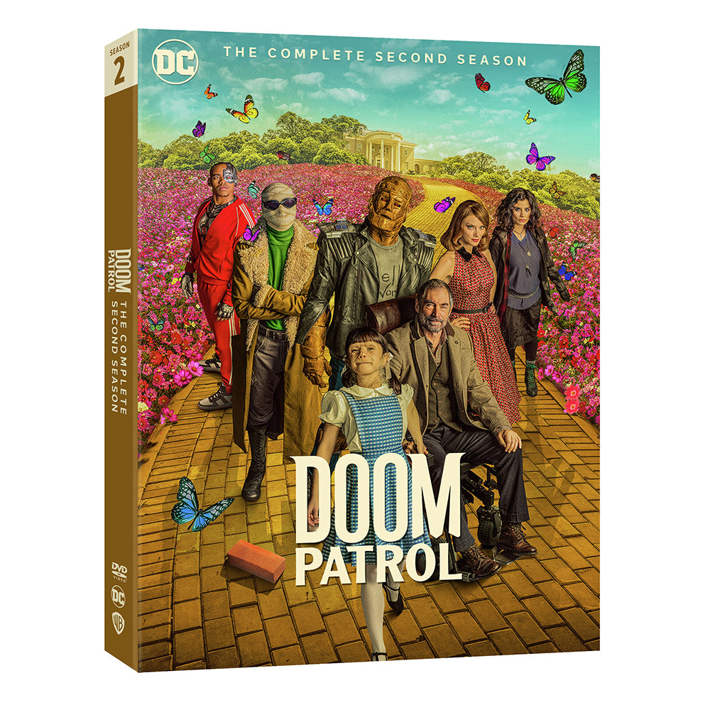 Doom Patrol: The Complete Second Season (DVD)