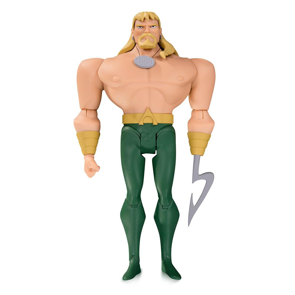Justice League Animated Aquaman Action Figure