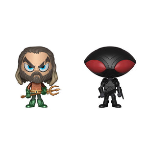 Aquaman Movie Aquaman + Black Manta Vynl. Figure 2-Pack