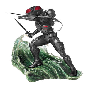 Aquaman Movie Black Manta BDS Art Scale 1/10 Statue