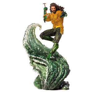 Aquaman Movie Aquaman BDS Art Scale 1/10 Statue