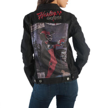 Harley Quinn Juniors Denim Jacket
