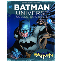 Additional image of Batman Universe Bust Collection Batman Bust with Magazine #2