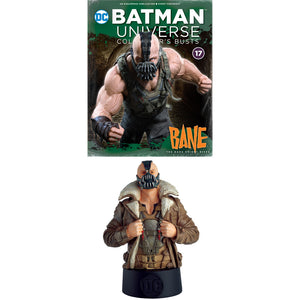 DC Universe Collector's Bust #17: Bane (The Dark Knight Rises)