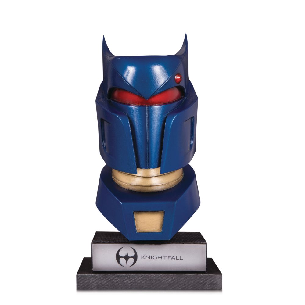 DC Gallery Batman Cowl from Knightfall