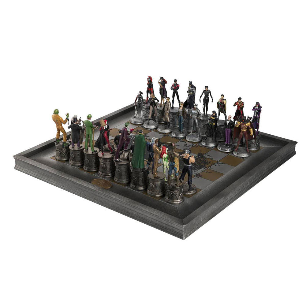 DC Chess Collection The Complete Batman Set