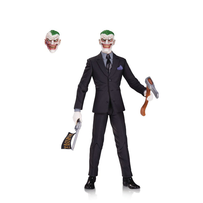 DC Designer Series The Joker by Greg Capullo Action Figure