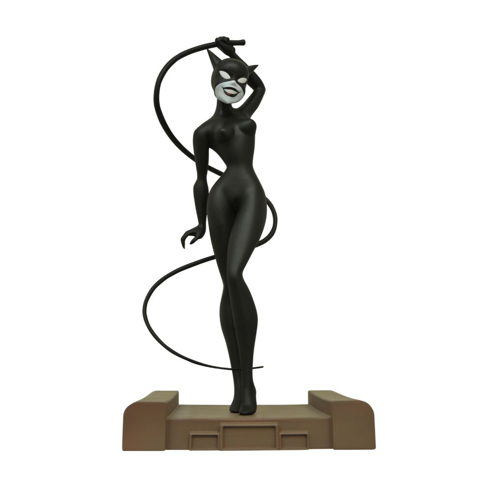 DC Gallery The New Batman Adventures Catwoman Statue