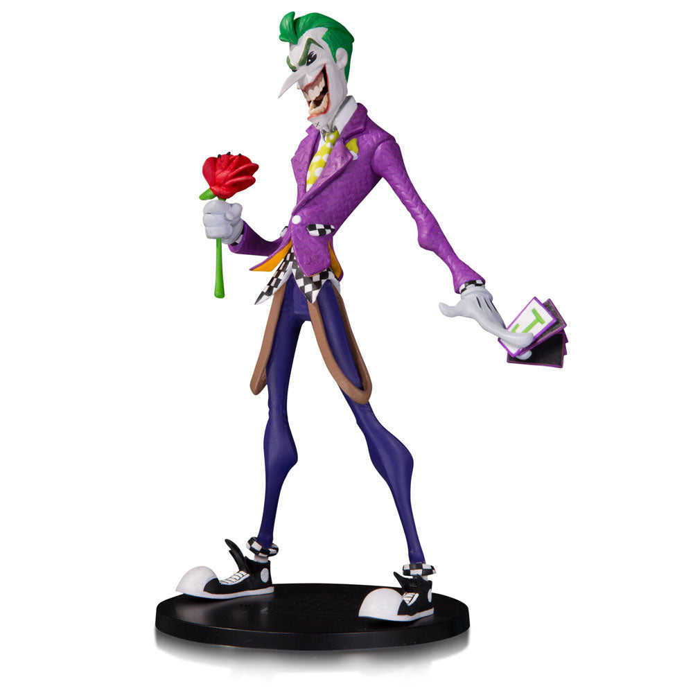 DC Artist Alley: The Joker Limited Edition PVC Figure by Hainanu Nooligan Saulque