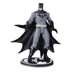 Batman Black & White by Greg Capullo Action Figure