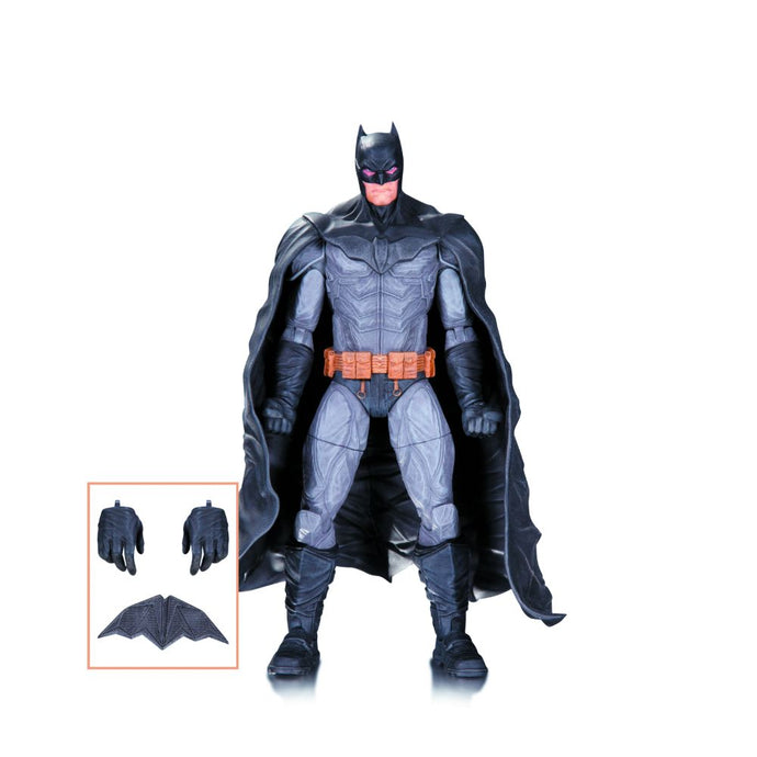 DC Comics Designer Series Batman by Lee Bermejo Action Figure