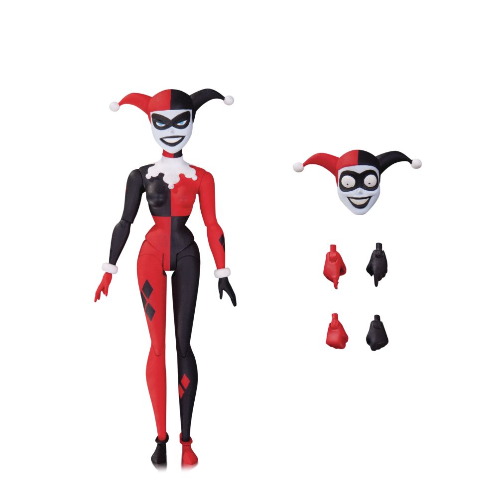 The New Batman Adventures Harley Quinn Action Figure