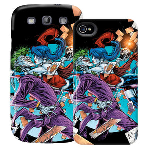 The Joker & Harley Quinn Phone Case for iPhone and Galaxy