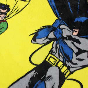 Additional image of Batman Comic Book Cover  Fleece Throw Blanket