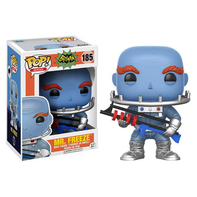 Batman 1966 TV Series Mr. Freeze Pop! Vinyl Figure by Funko