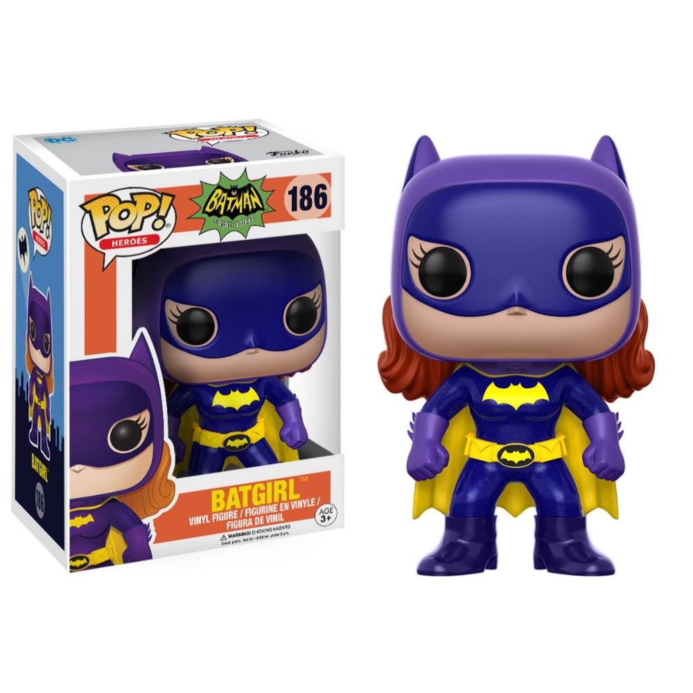 Batman 1966 TV Series Batgirl Pop! Vinyl Figure by Funko