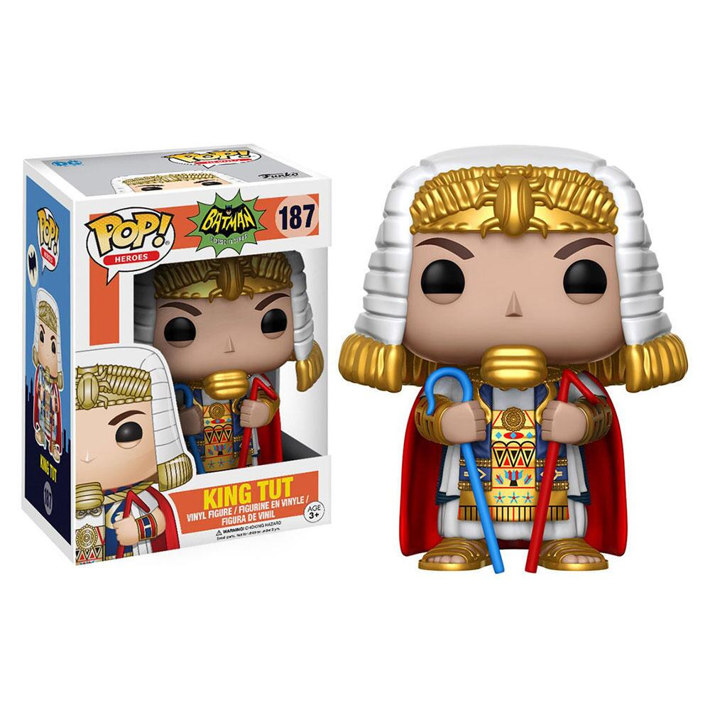 Batman 1966 TV Series King Tut Pop! Vinyl Figure by Funko
