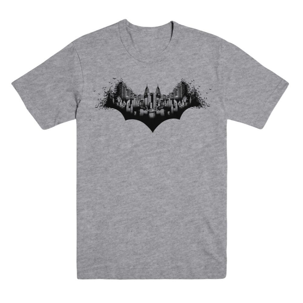 Batman 80th Symbol/Long Live the Bat Exclusive T-shirt