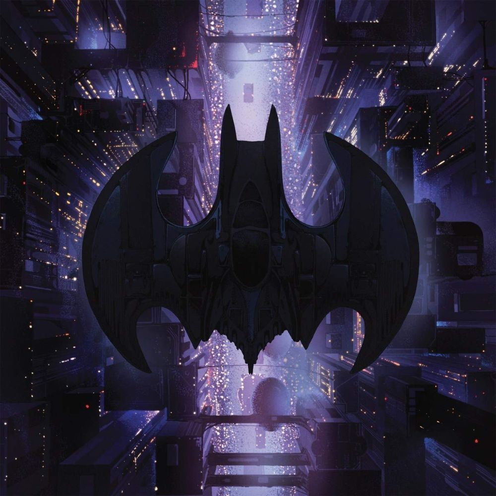 Batman (1989) - Original Motion Picture Score LP (180 Gram Black Vinyl)
