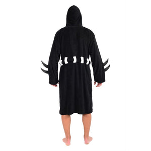 Batman Beyond Hooded Fleece Robe