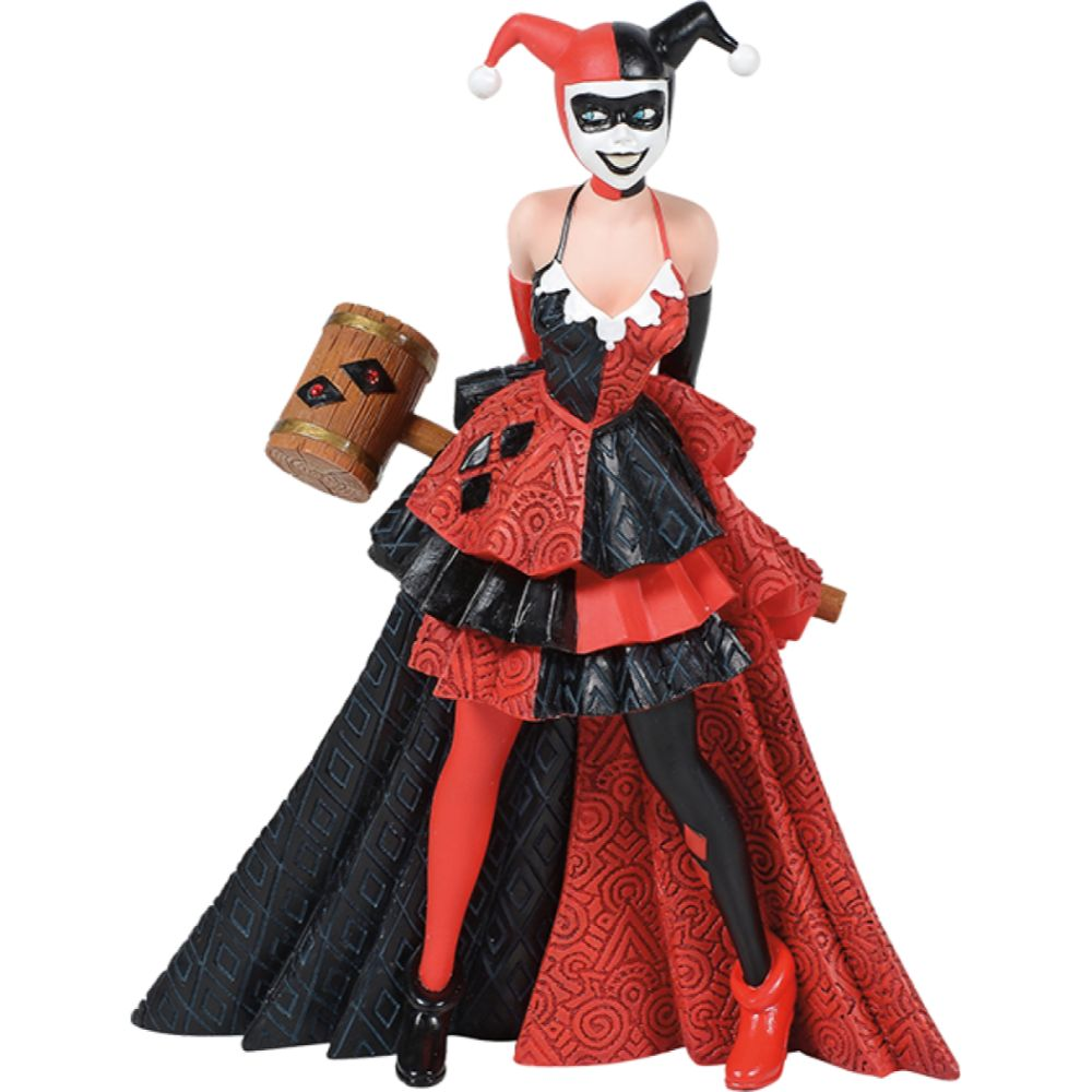 Harley Quinn Couture de Force Figurine