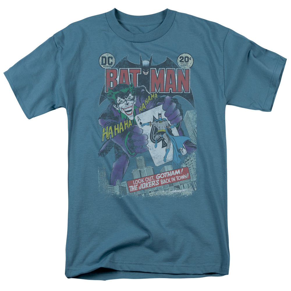 Batman #251 Cover (The Joker's Five-Way Revenge!) T-shirt