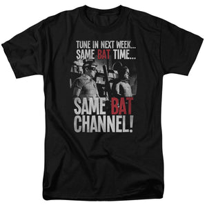 Batman Classic TV Series Bat Channel T-shirt