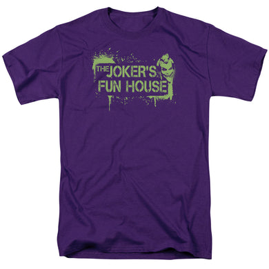 Batman: Arkham City Joker's Fun House T-shirt