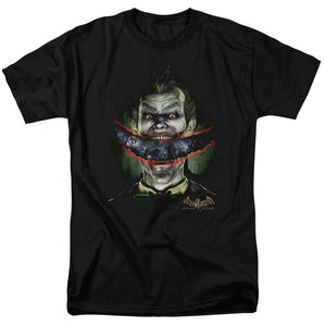 Batman: Arkham Asylum Crazy Lips T-shirt