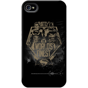 Additional image of Batman v Superman: Dawn of Justice Battle of the World's Finest Phone Case for iPhone and Galaxy