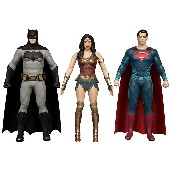 Batman v Superman: Dawn of Justice Bendable Action Figures