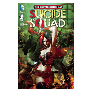 Suicide Squad #1 FCBD 2016 Edition Comic Book