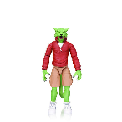 Teen Titans Earth One Beast Boy Action Figure