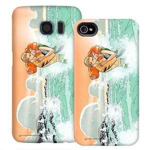 Aquaman and Mera Phone Case for iPhone and Galaxy