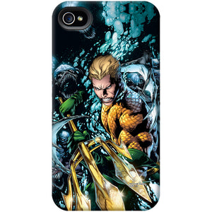 Additional image of Aquaman Comic Book Cover Phone Case for iPhone and Galaxy