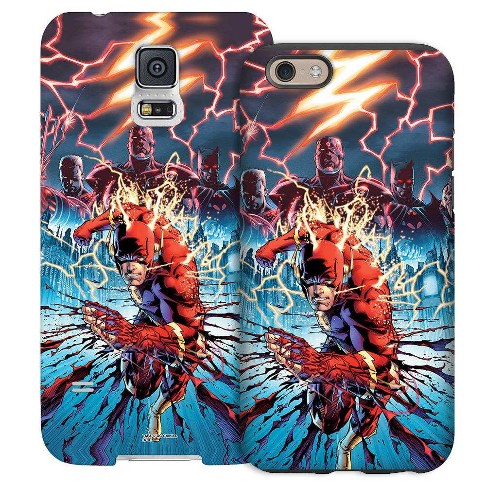 The Flash Lightening Speed Phone Case for iPhone and Galaxy