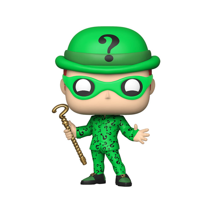 The Riddler Funko Pop! Heroes Vinyl Figure from Batman Forever