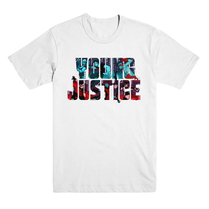 Young Justice T-shirt