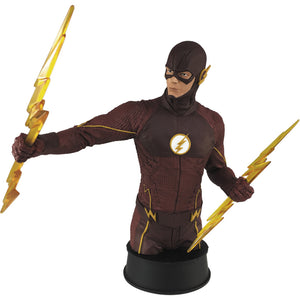 The Flash TV Series Bust
