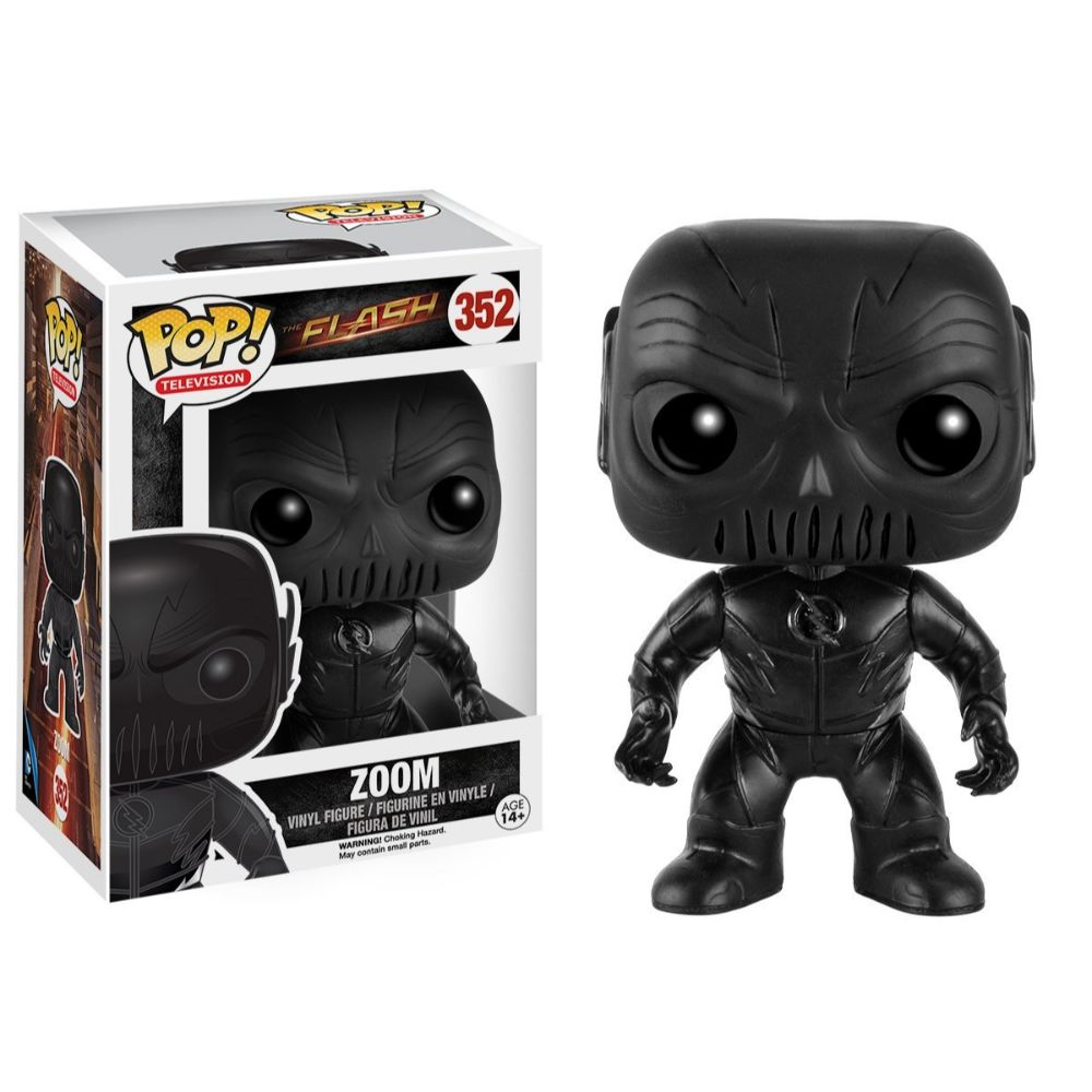 The Flash TV Series Zoom Pop! Vinyl Figure