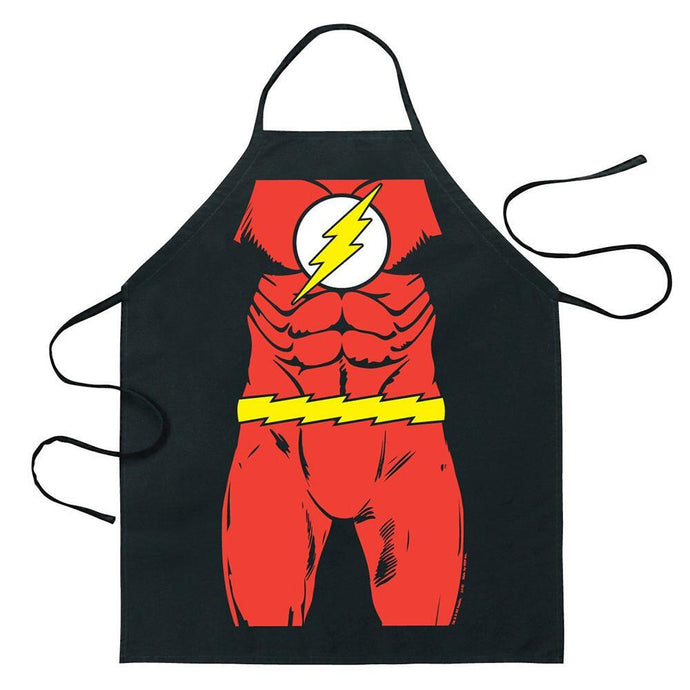 Flash Be the Character Apron