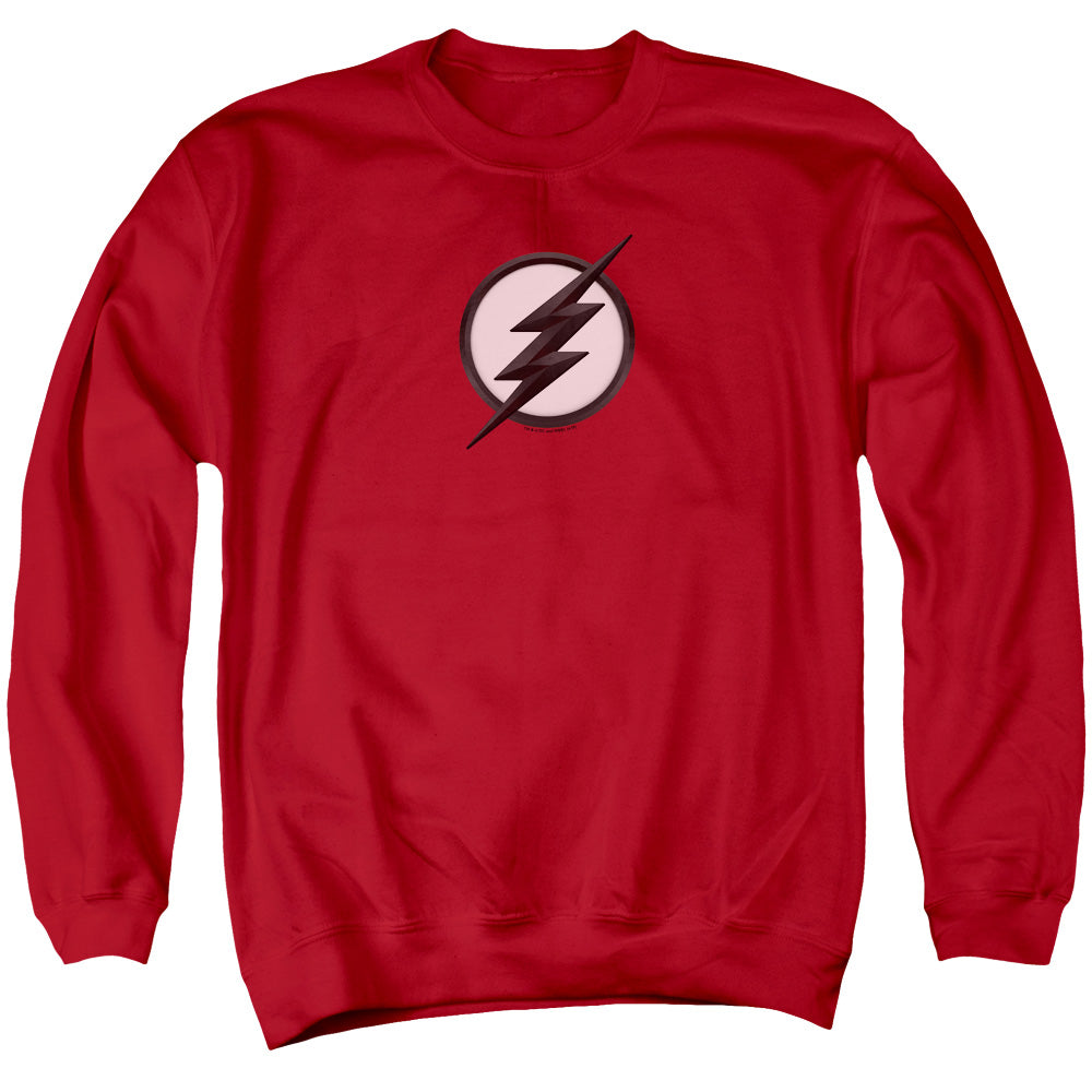The Flash TV Series Jesse Quick Logo Crewneck Sweatshirt