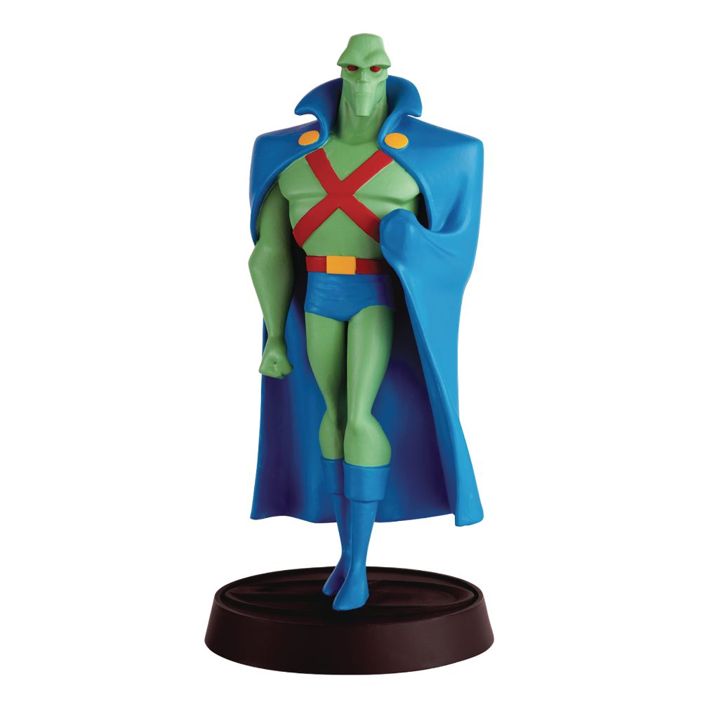 DC Super Hero Collection Justice League Animated #6: Martian Manhunter