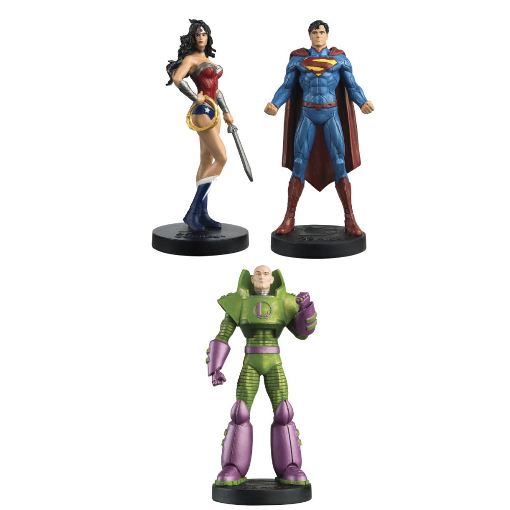 Justice League Masterpiece Collection Magazine Set